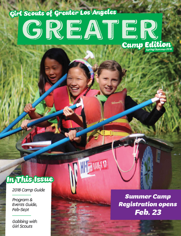 2018 Greater Camp Guide